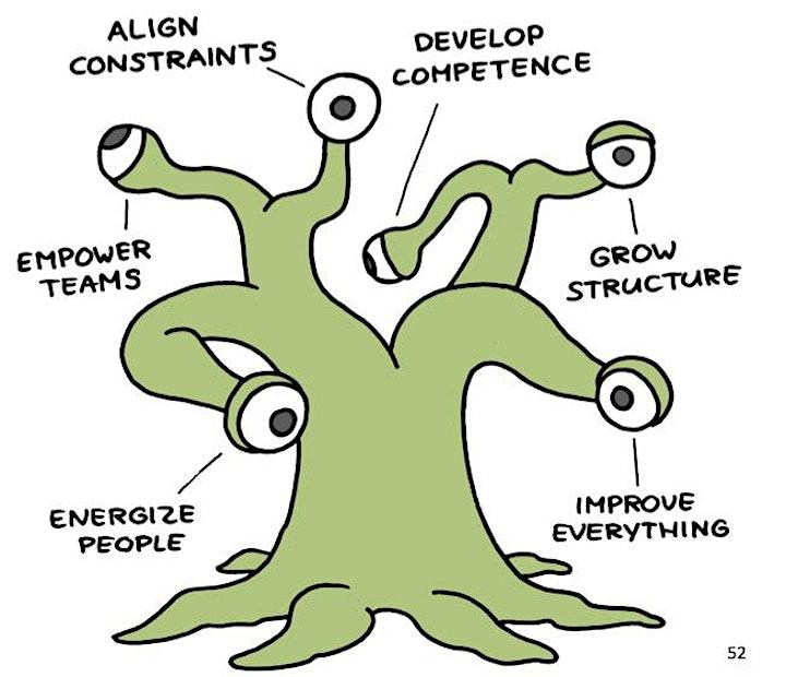 Agile Führung - Das Management 3.0 Training mit Zertifikat (September 2021): Bild