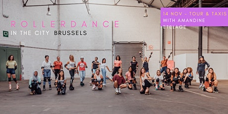 (Start to) Rollerdance In the City - Brussels tickets