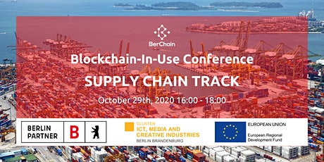 Blockchain in Use: Supply chain tickets