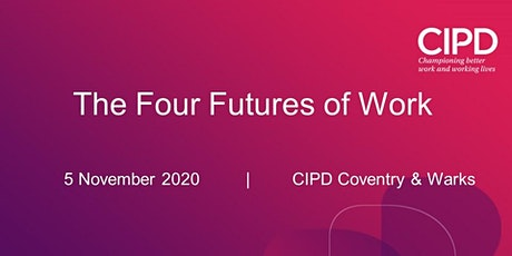 The Four Futures of Work - and the impact of Covid tickets