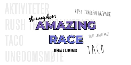 Sk:ungdom amazing race! tickets