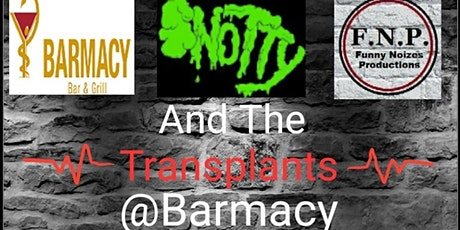 Snotty & The Transplants Comedy Show tickets