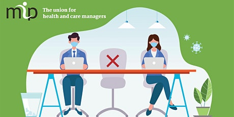The New Normal:  Managing staff in a post-Covid  NHS and healthcare sector tickets
