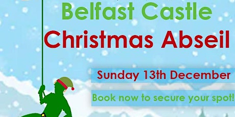 Santa Abseil at Belfast Castle tickets