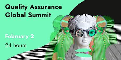 Quality Assurance Global Summit tickets