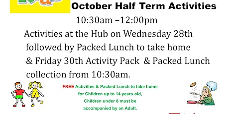 October Half Term Kids Club tickets
