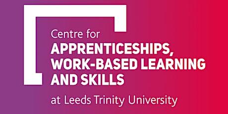 Degree Apprenticeship Webinar Series tickets