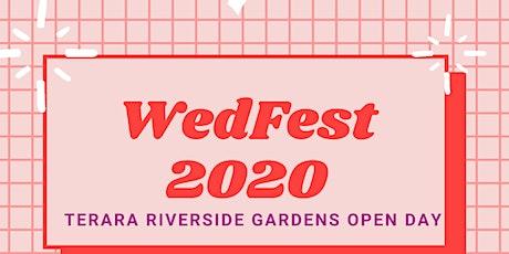 Terara Riverside Gardens Wedfest tickets