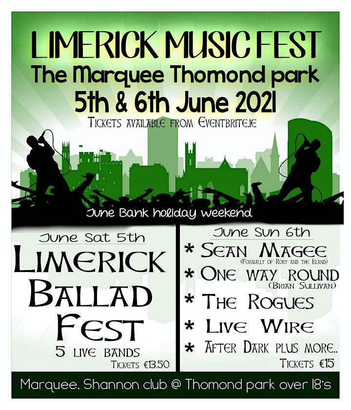 Limerick Music Fest image