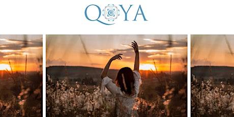 Qoya mit Rike Tickets