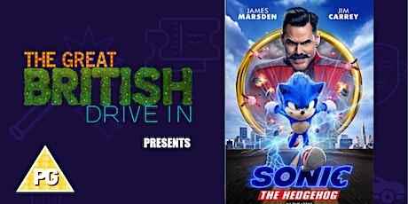 Sonic The Hedgehog (Doors Open at 17:00) tickets