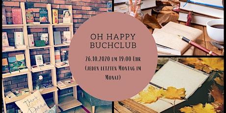 Oh happy Buchclub Tickets