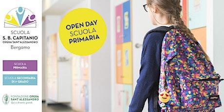 Scuola S.B. Capitanio / Open Day Scuola Primaria biglietti