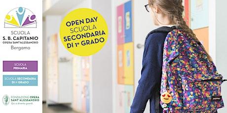 Scuola S.B. Capitanio / Open Day Scuola Secondaria di Primo Grado biglietti