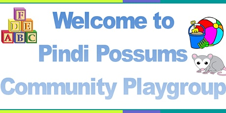 Pindi Possums Community Playgroup Session 2 Term 4 2020 tickets