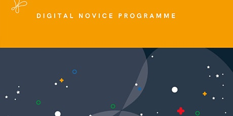 Digital Novice Programme  (2 sessions) tickets