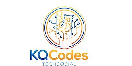 KQ Codes Technical Social | Wed. 21st October 2020 | Pieter Vermeesch tickets