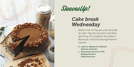 Cake Break Wednesday Tickets