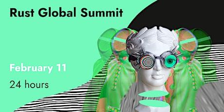 Rust Global Summit tickets
