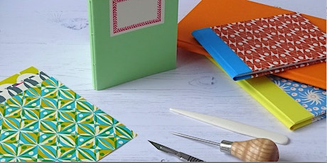 Workshop - Bookbinding with Megan Stallworthy tickets