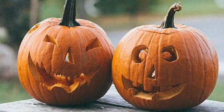 Halloween Pumpkin Carving & Crafts 12m-1pm Friday 30th Oct tickets