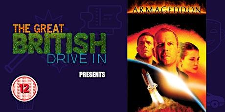 Armageddon (Doors Open at 11:45) tickets