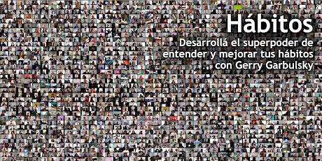 Hábitos - Tercera edición - Participantes de otros países (no Argentina) entradas