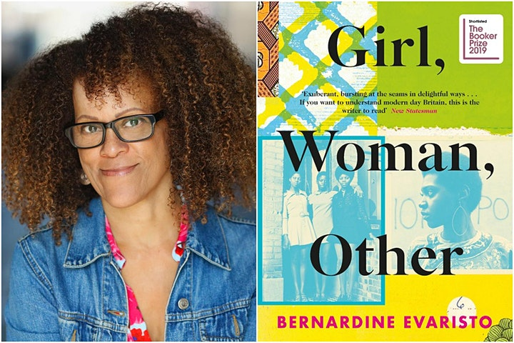 Connecting Women Virtual Book Club- Girl Woman Other by Bernadine Evaristo image