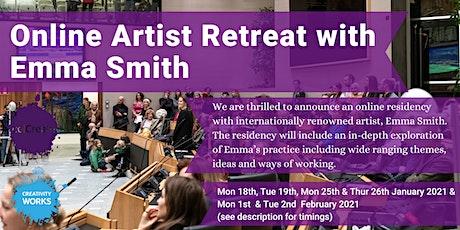 Online Artist Retreat with Emma Smith