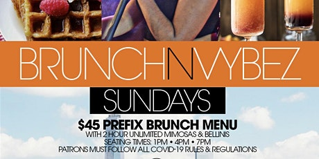 """SWAGGA_L PRESENT """"BRUNCH N VYBEZ SUNDAY'S AT KATRA • FREE W/RSVP tickets"""