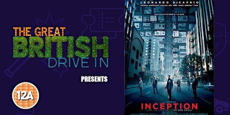 Inception (Doors Open at 20:30) tickets