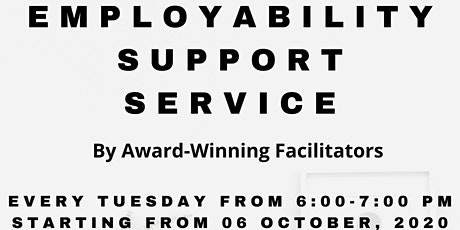 Employbility Support Service tickets