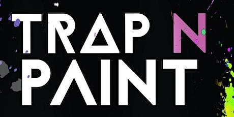 Halloween Trap & Paint tickets