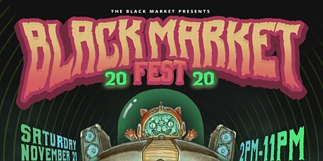 Black Market Fest 2020 tickets