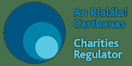 Meet the Charities Regulator webinars 2020 tickets