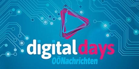 OÖNachrichten Digital Days 2020 Tickets