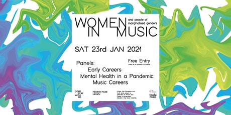 Women and People of Marginalised Genders in Music tickets