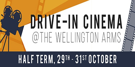 Drive-in Movies at The Wellington Arms - SING tickets