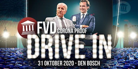 FVD DRIVE-IN MANIFESTATIE tickets
