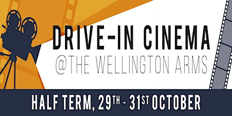 Drive-in Movies at The Wellington Arms - E.T - The Extra-Terrestrial tickets