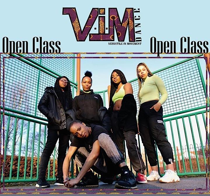 VIM Dance Open Class image