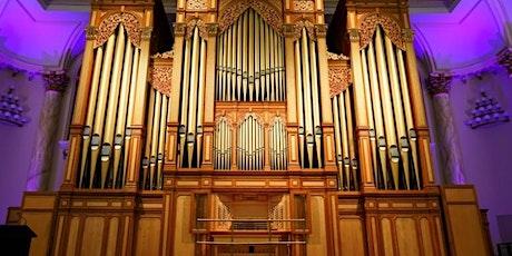 Organ Concert tickets