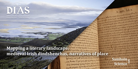 Mapping a literary landscape tickets