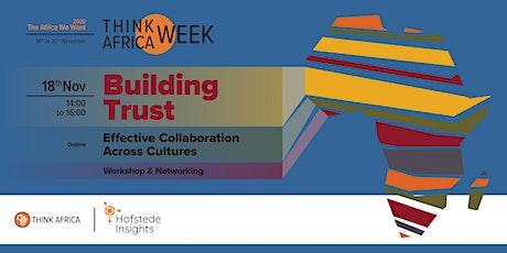 Building trust and effective collaboration across cultures biljetter