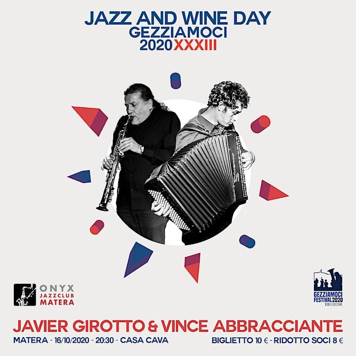 Immagine Jazz  and Wine Day | Gezziamoci 2020