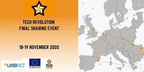 Tech Revolution - The Final Sharing event tickets