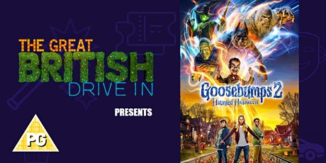 Goosebumps 2: Haunted Halloween (Doors Open at 13:15) tickets