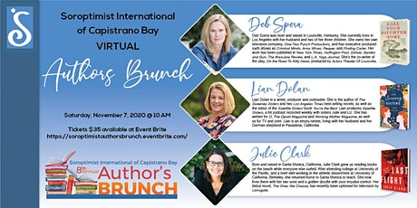 8th Annual Authors Brunch *** Virtual Event*** tickets