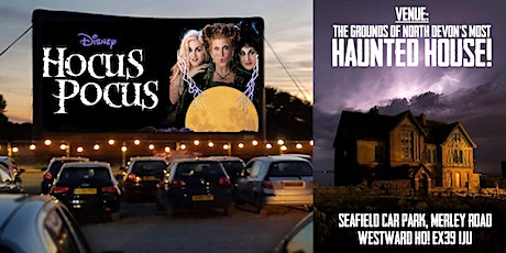Drive-In Cinema: Hocus Pocus - SOLD OUT! tickets