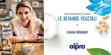 LE BEVANDE VEGETALI | CORSO PROFESSIONALE CON CHIARA BERGONZI -  by ALPRO biglietti